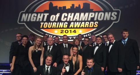 20141213 - Victoire d'équipe - Gala NASCAR