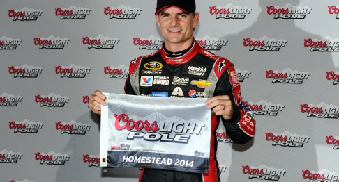 Ford EcoBoost 400 - Qualifying