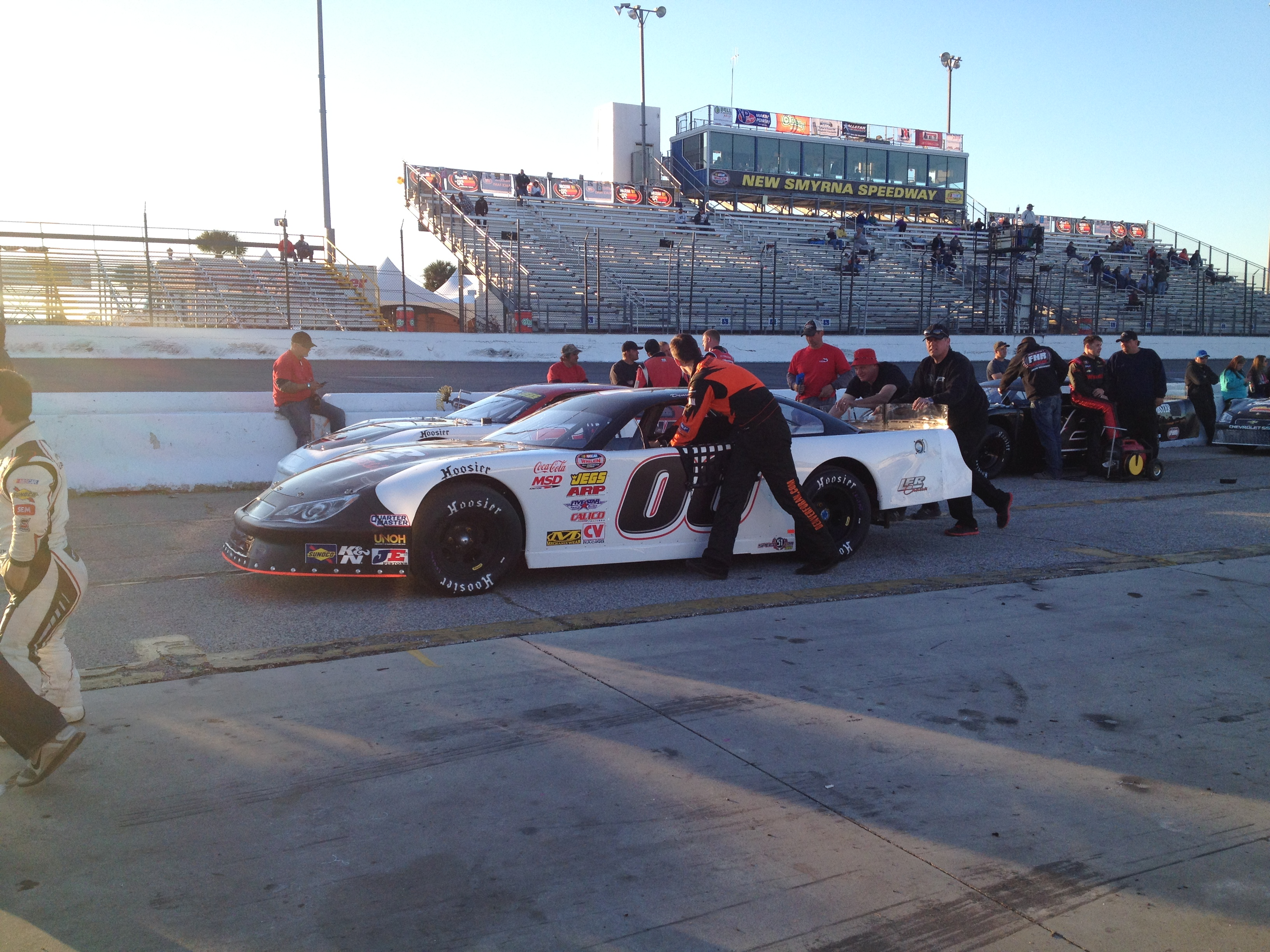 Race Day Format – World Series of Asphalt, Day Five – New